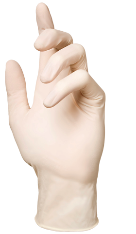 Glove Plus Powder Free Latex Glove